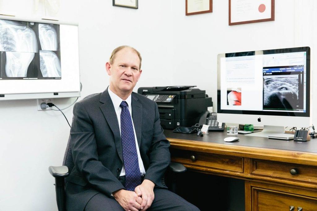About Dr Gavin Nimon