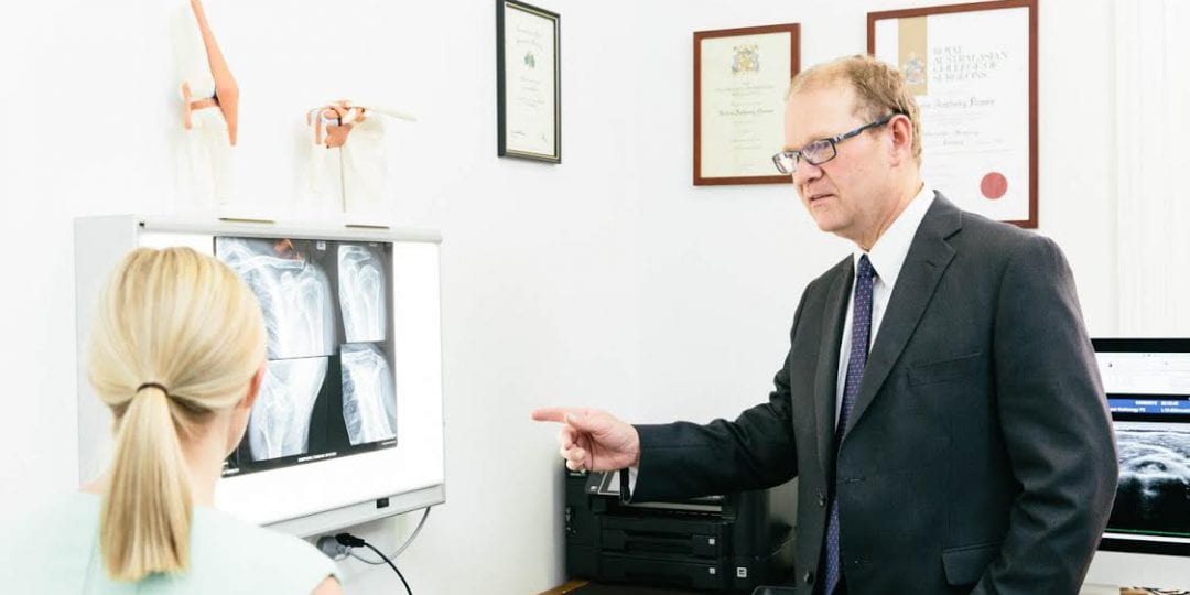 Dr Gavin Nimon