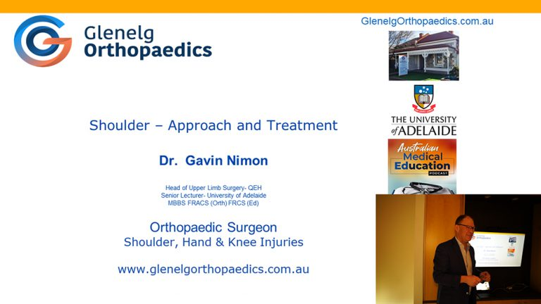 Physio Presentation Flinders Private Hospital